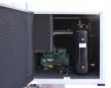 Schalldämmung für Generatoren, Kompressoren, Motoren