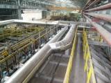 Isolierung für Rohrleitungen und Konstruktionen